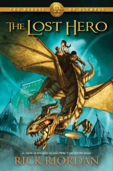 The Heroes of Olympus 1:The Lost Hero 混血營英雄1:迷路英雄