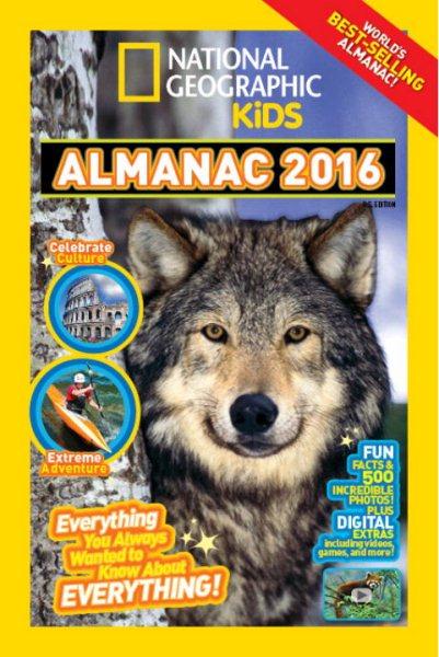 National Geographic Kids Almanac 2016