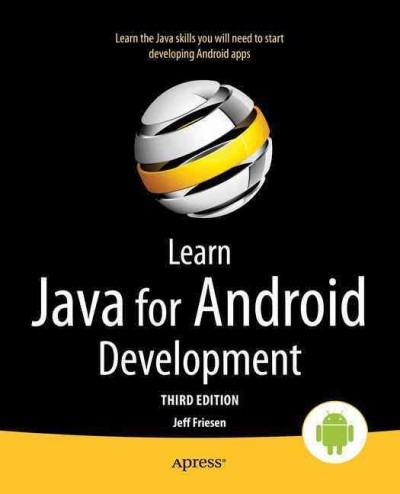 Learn Java for Android development /