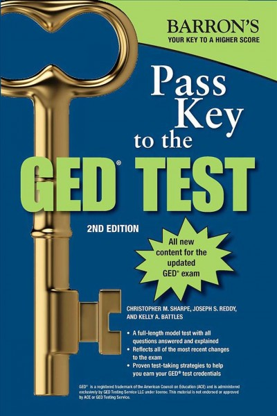 Pass Key to the Ged Test