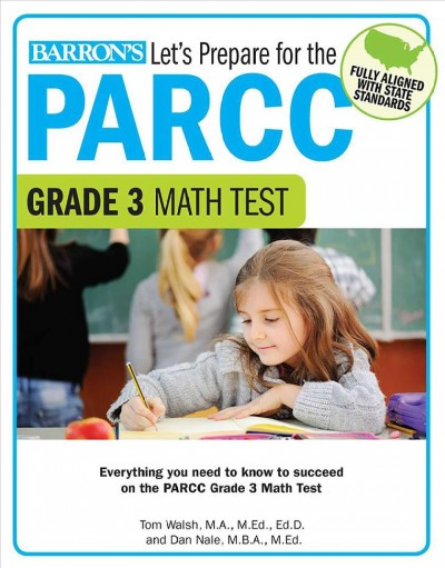 Let's Prepare for the Parcc Grade 3 Math Test