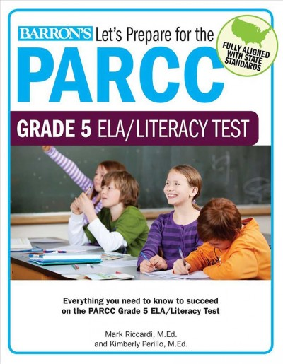 Let's Prepare for the Parcc Grade 5 Ela Test