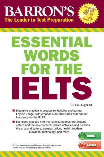 Essential words for the IELTS /