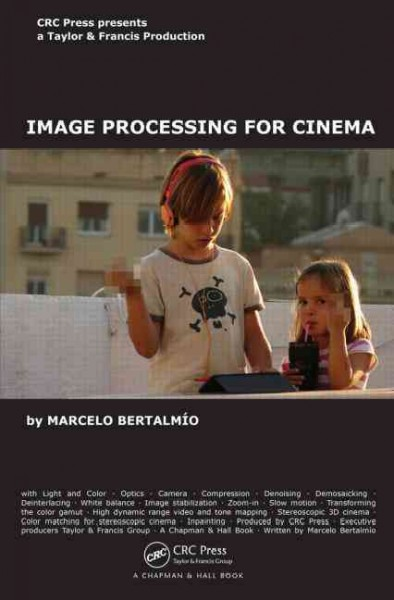 Image processing for cinema /