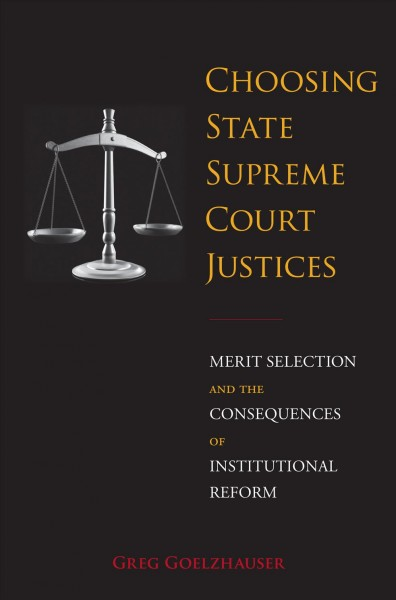 Choosing State Supreme Court Justices