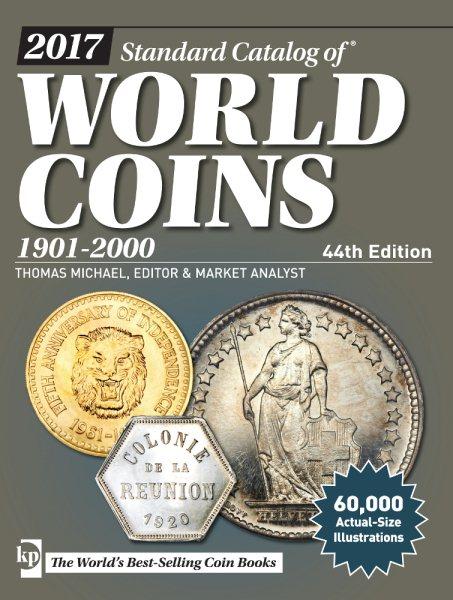 2017 Standard Catalog of World Coins, 1901-2000