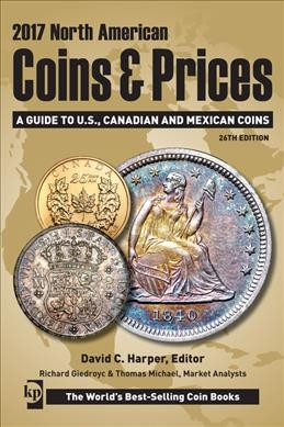 North American Coins & Prices 2017