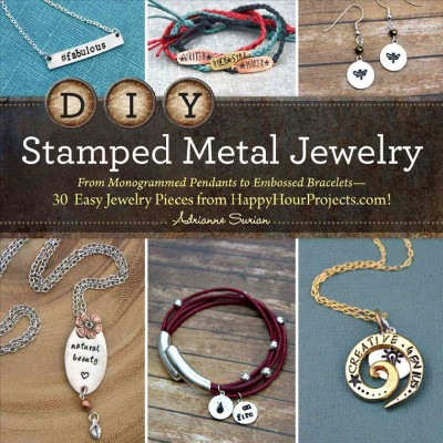 Diy Metal Stamped Jewelry