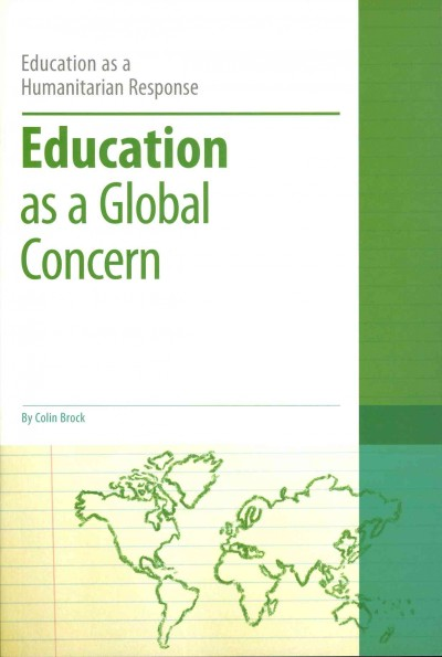 Education as a global concern /