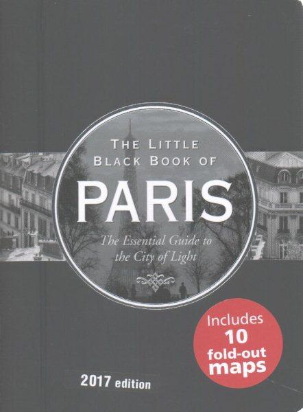 Little Black Book of Paris 2017