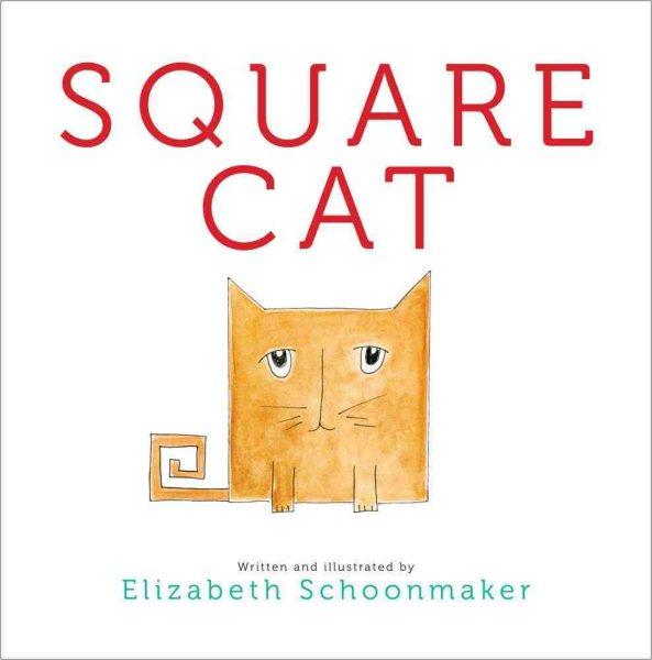 Square cat 封面