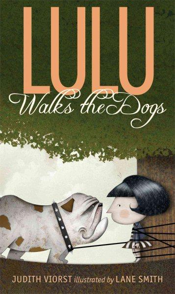 Lulu walks the dogs /