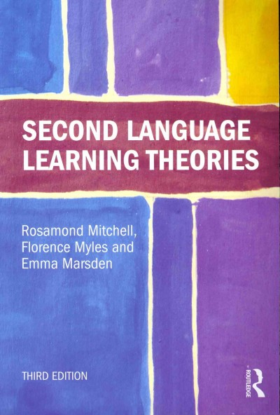 Second language learning theories /