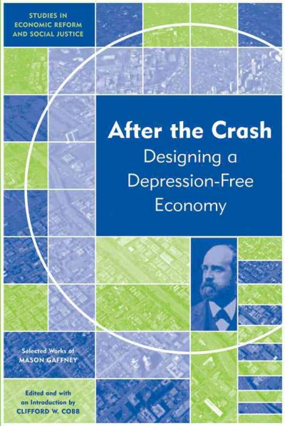 After the crash:designing a depression-free economy