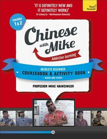 Learn Chinese With Mike, Absolute Beginner Coursebook and Activity Book Pack