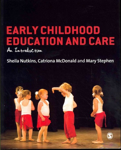 Early childhood education and care : an introduction /
