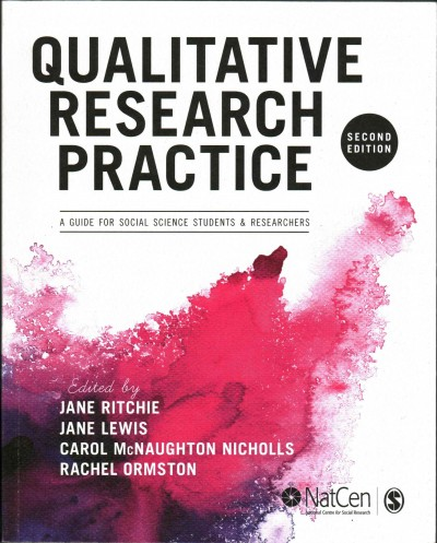 Qualitative research practice : a guide for social science students and researchers /