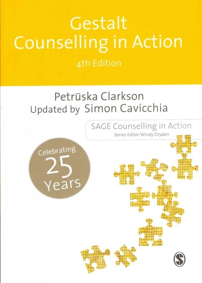 Gestalt counselling in action /