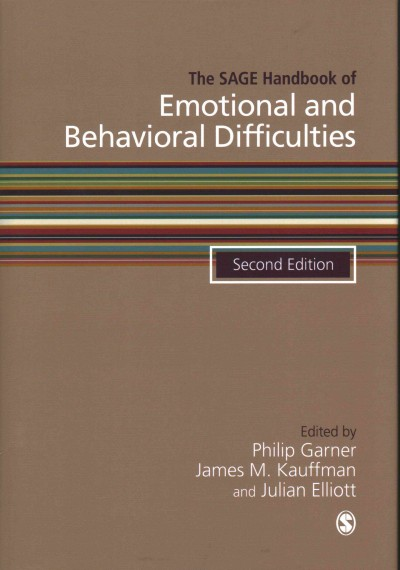 The SAGE handbook of emotional and behavioral difficulties /