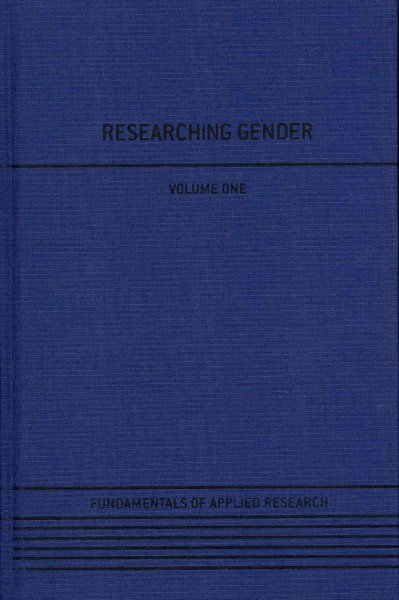 Researching gender /