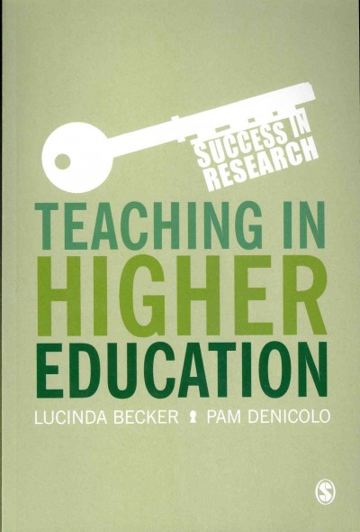 Teaching in higher education /