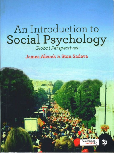 An introduction to social psychology : global perspectives. /