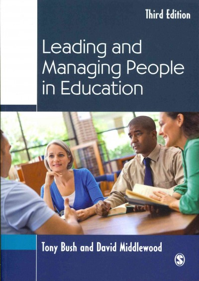 Leading and managing people in education /