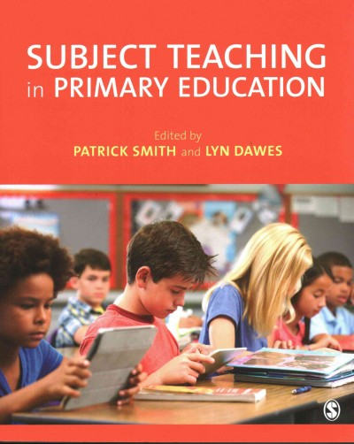 Subject teaching in primary education /