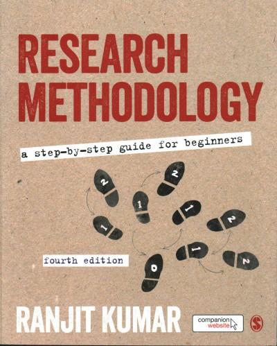 Research methodology : a step-by-step guide for beginners /