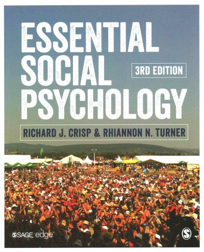 Essential social psychology /
