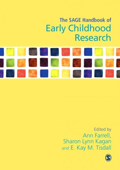 The SAGE handbook of early childhood research /