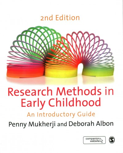 Research methods in early childhood : an introductory guide /