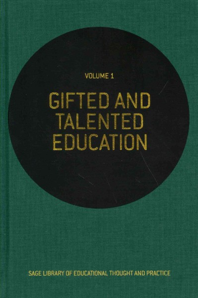 Gifted and talented education /