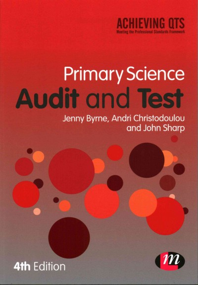 Primary science : audit and test /