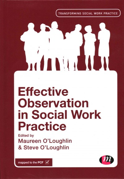 Effective observation in social work practice