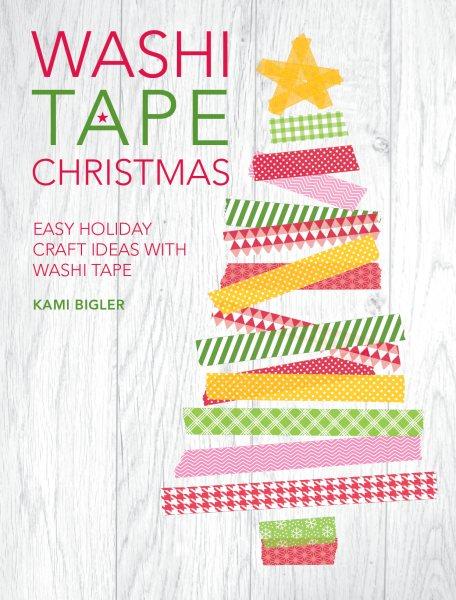 Washi Tape Christmas