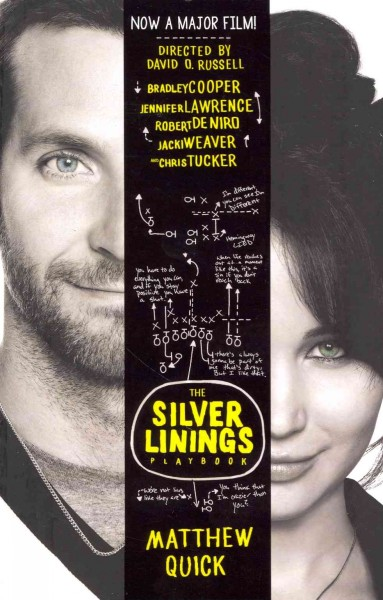 The Silver Linings Playbook MTI派特的幸福劇本
