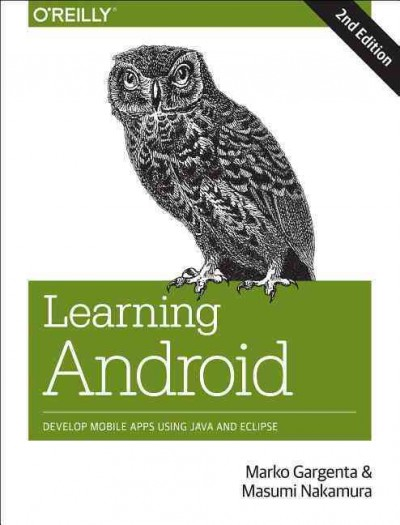 Learning Android /