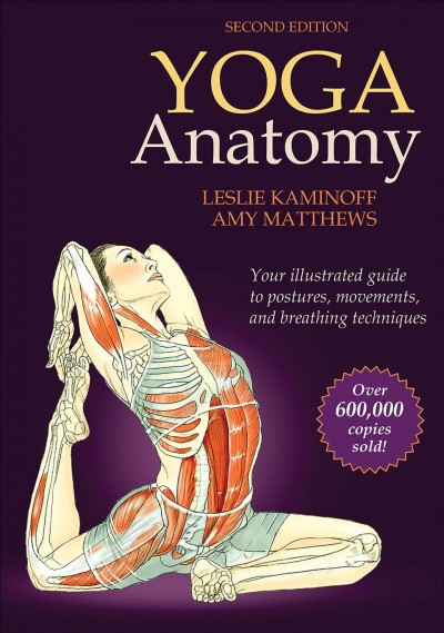 Yoga anatomy /