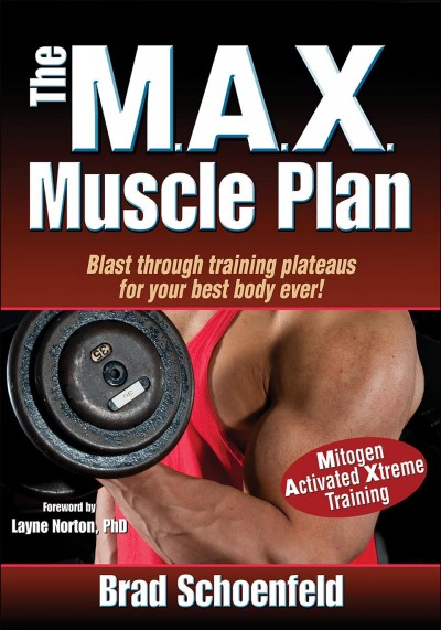The max muscle plan /