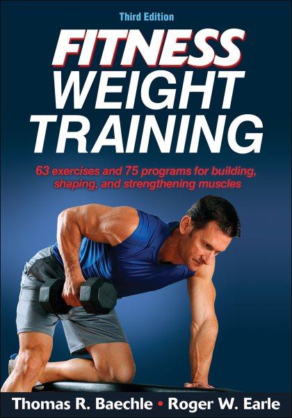 Fitness weight training /