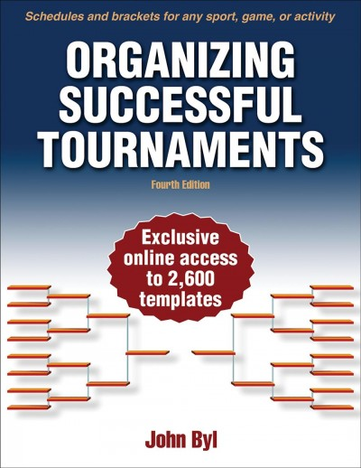 Organizing successful tournaments /