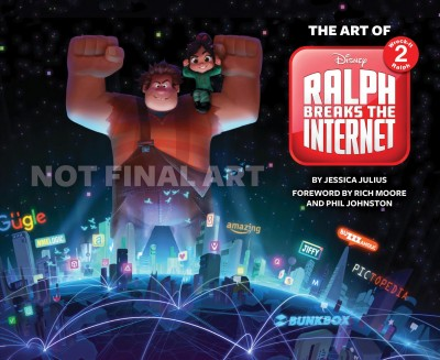 The Art of Wreck-It Ralph /