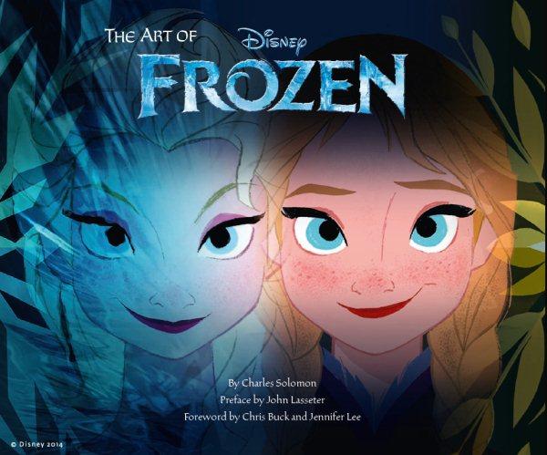 The art of Frozen /