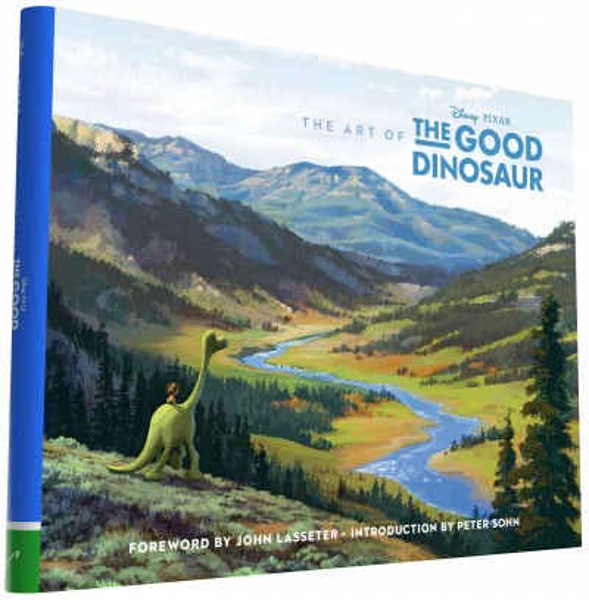 The art of the Good dinosaur /