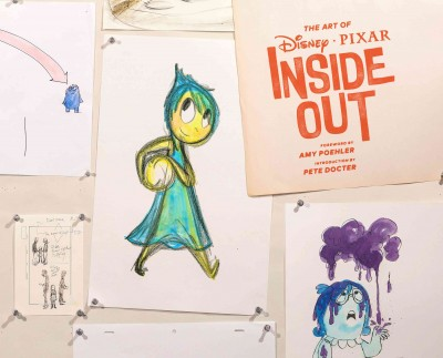 The art of Disney Pixar Inside Out /