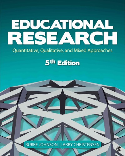 Educational research : quantitative, qualitative, and mixed approaches /