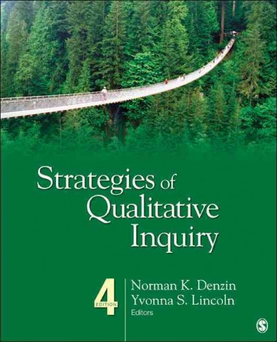 Strategies of qualitative inquiry /