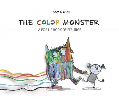 The color monster : a pop-up book of feelings /