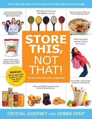 Store This, Not That!